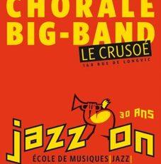 Concert de l'After Jazz Band et de la Chorale