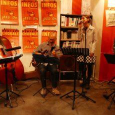 Stage Formation Musicale Jazz, le 10/03 de 14h à 16h